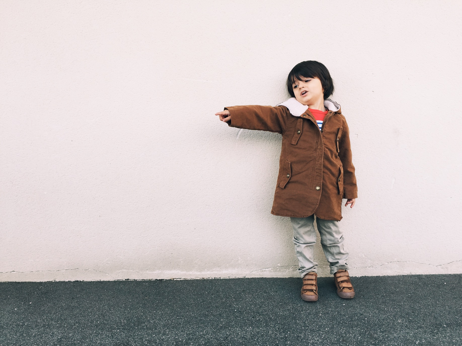 look mode enfant