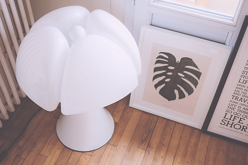 Extrêmement ma lampe, mon graal, ma pipistrello rêvée — planB par Morganours WU25