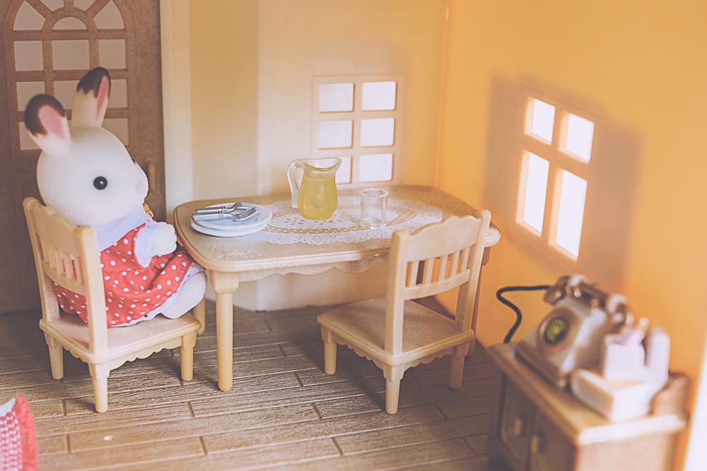 Sylvanian families DIY
