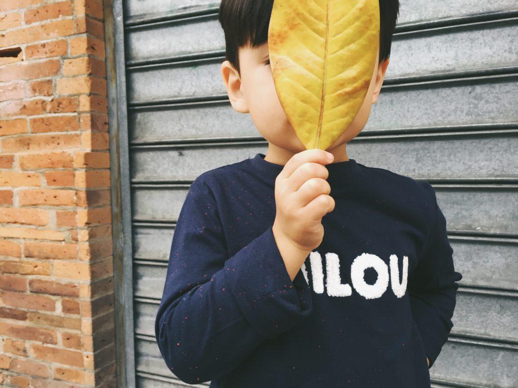 look enfant d'automne avec cyrillus