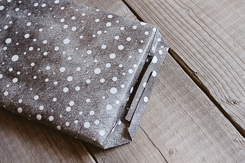 DIY paquet de Noël