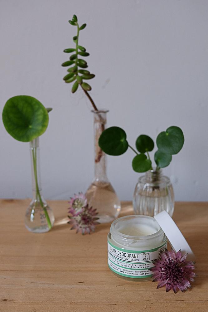 déodorant naturel Clémence et Vivien