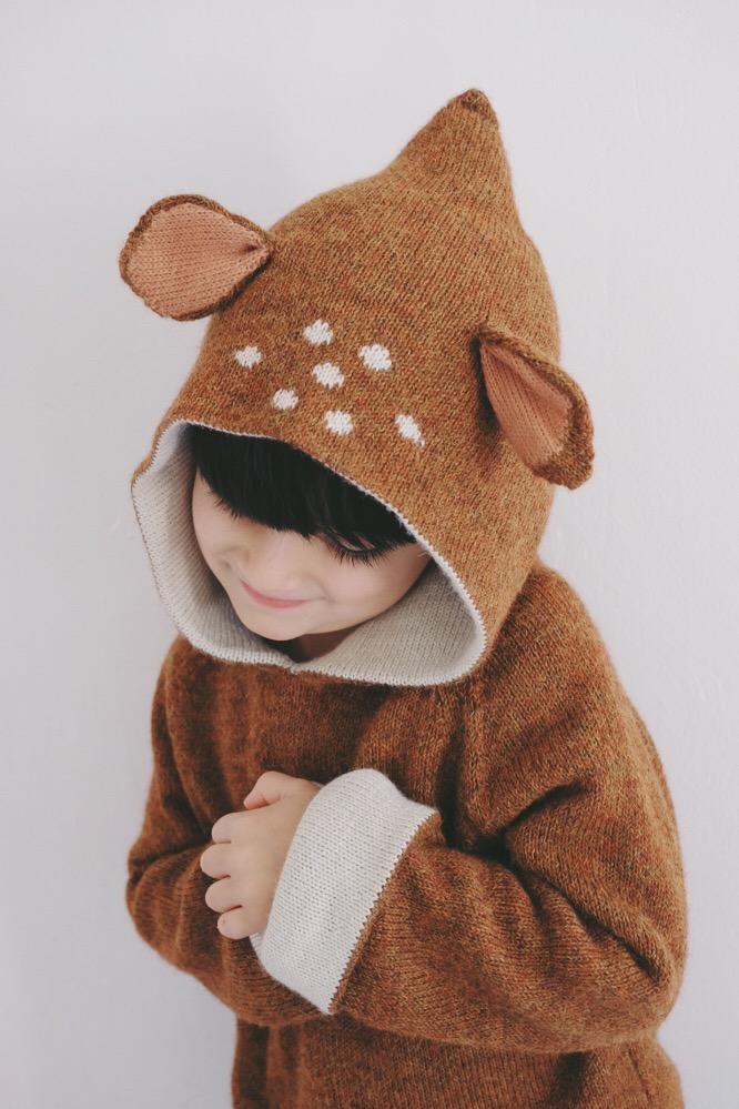 hoodie bambi oeuf NYC