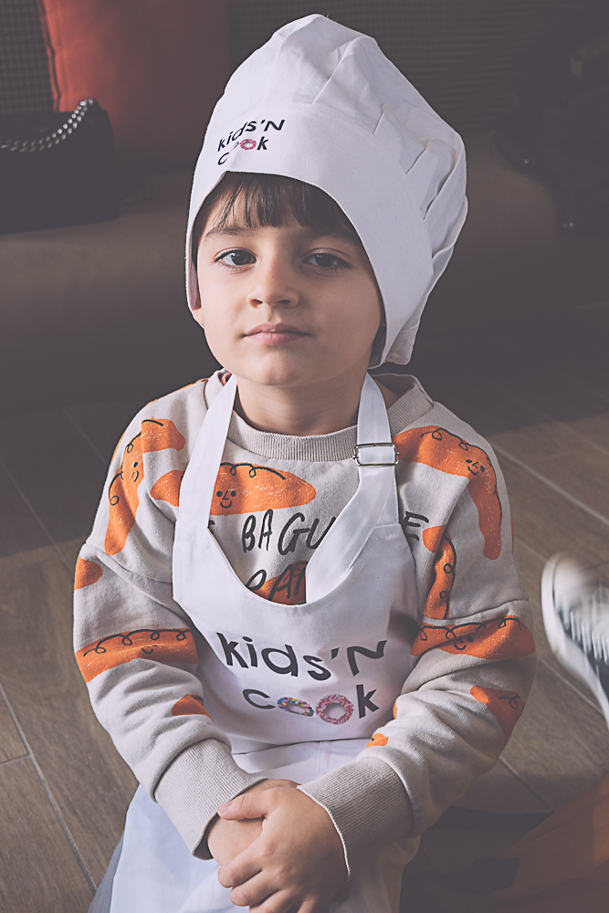 atelier cuisine kids and cook Novotel