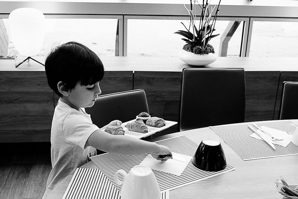 atelier cuisine kids'N cook Novotel