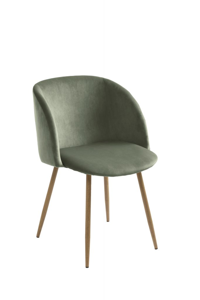 SostreneGrene_SpringCollection2017_Velour chair (cactus green)