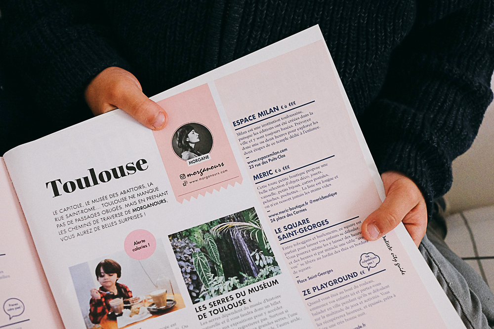 city guide toulouse pour doolittle
