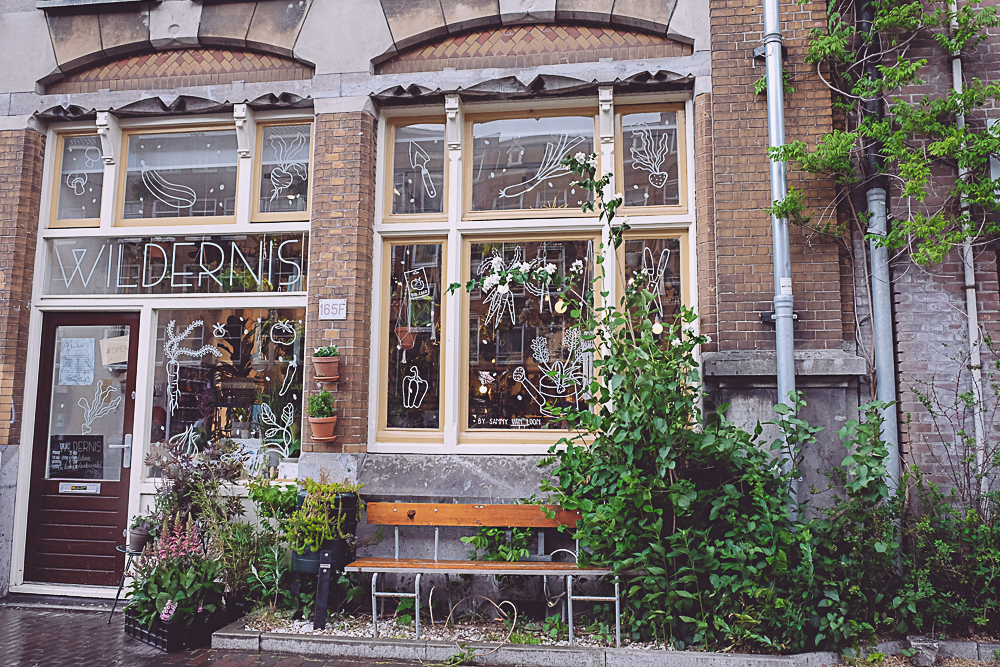 Wildernis, Amsterdam city guide