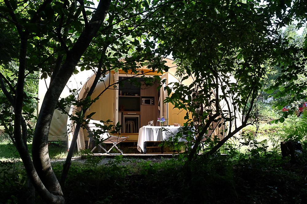 camping le bout du monde Yelloh village