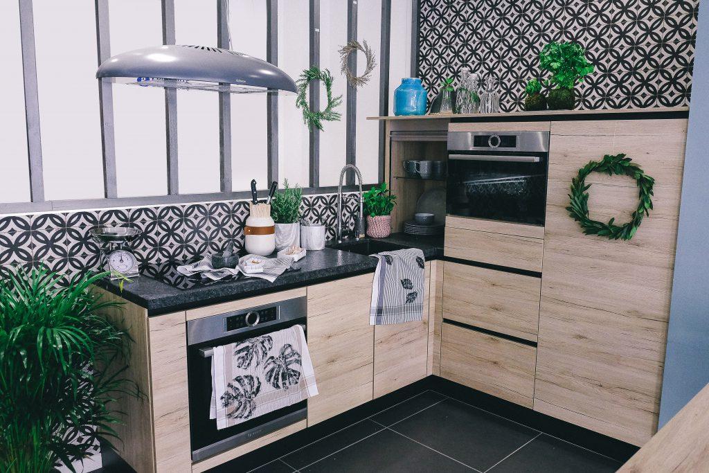 DIY déco cuisine Ixina par Morganours