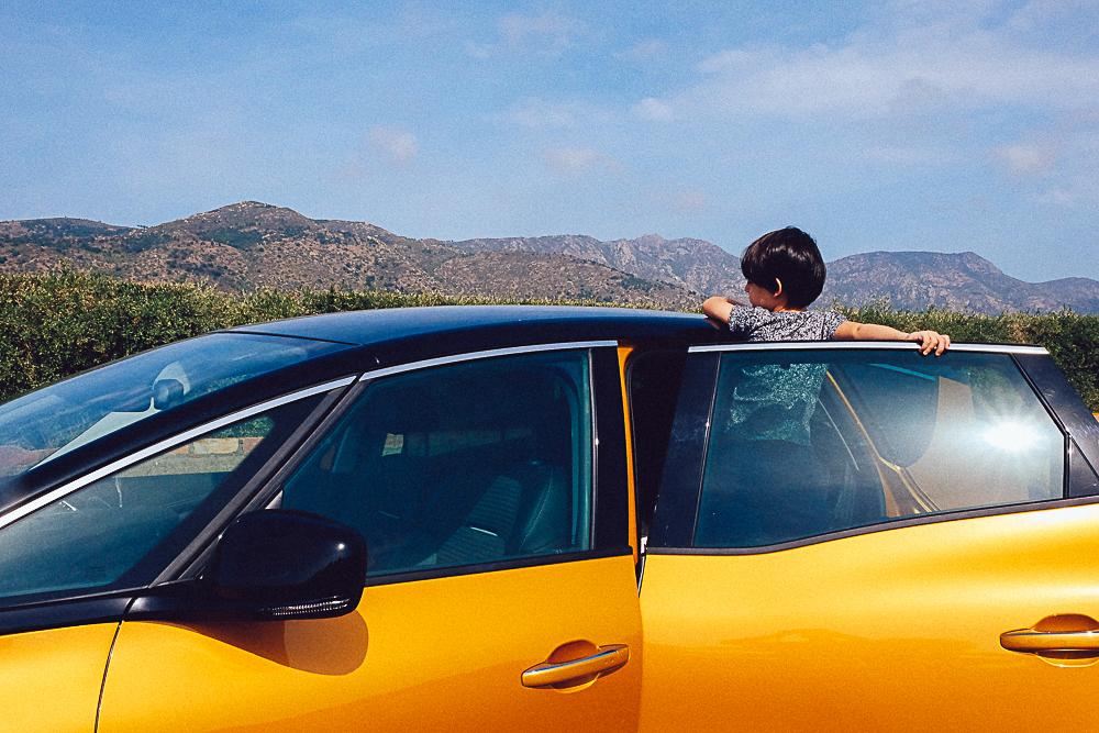 road trip sur la Costa Brava en Renault Scenic
