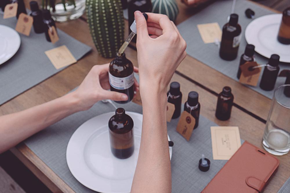 DIY parfum d'intérieur morganours pour electrolux