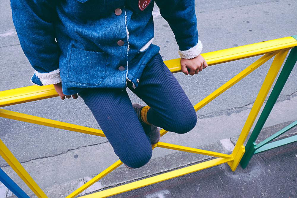 Look mode enfant en Petit Gang