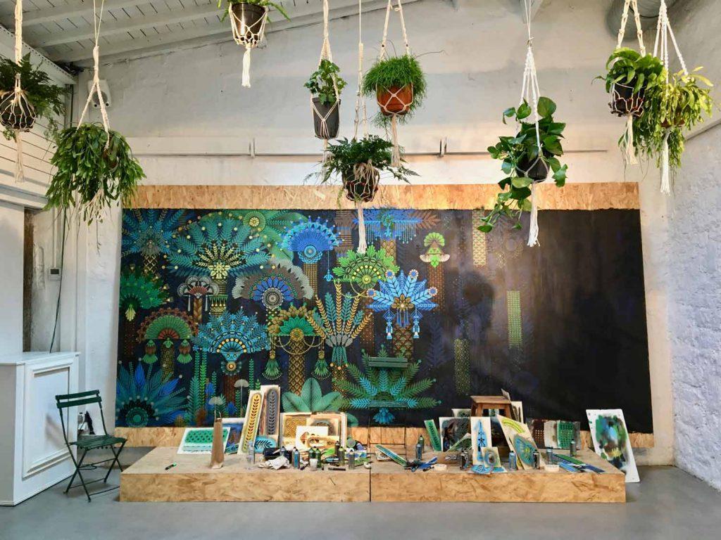 Atelier Couronnes d'eucalyptus - Sessun Toulouse