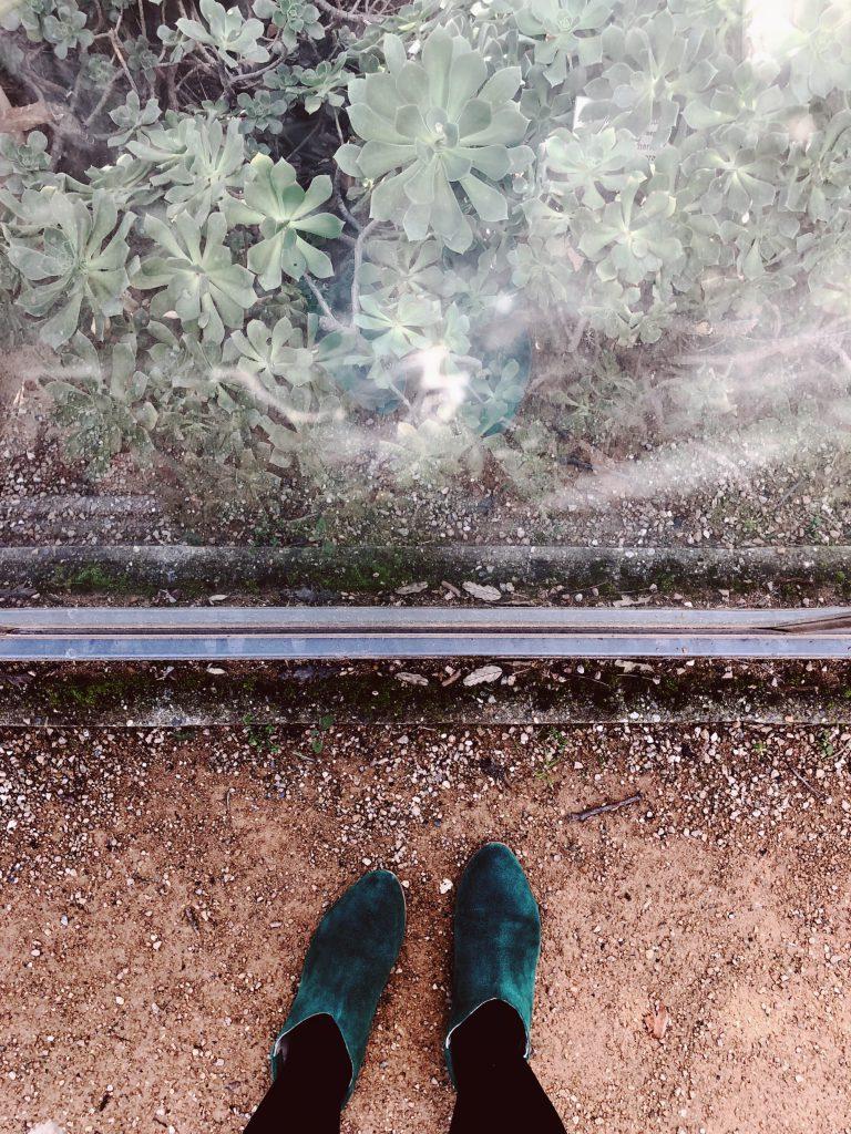 chaussures femme hippie yah