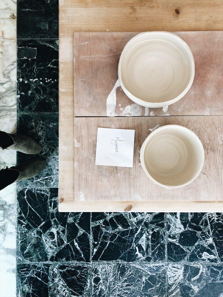 atelier céramique Paris