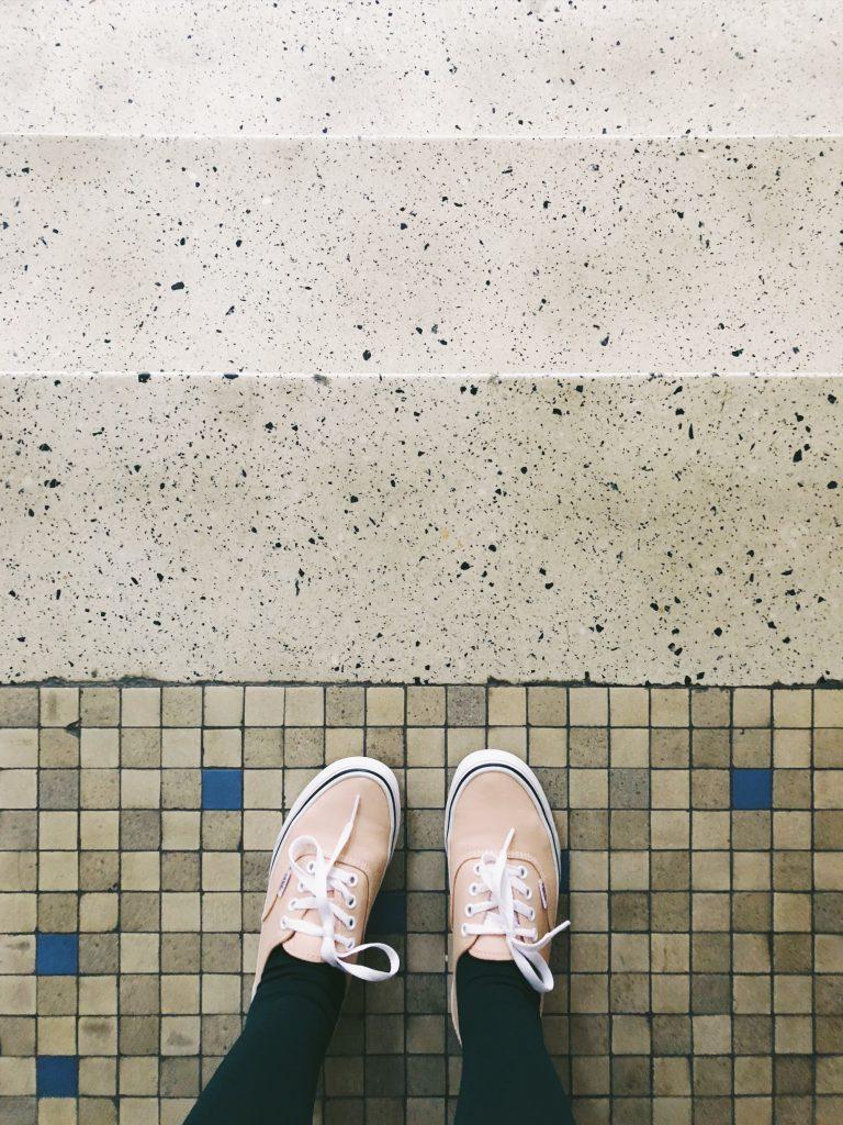 Vans, chaussure femme