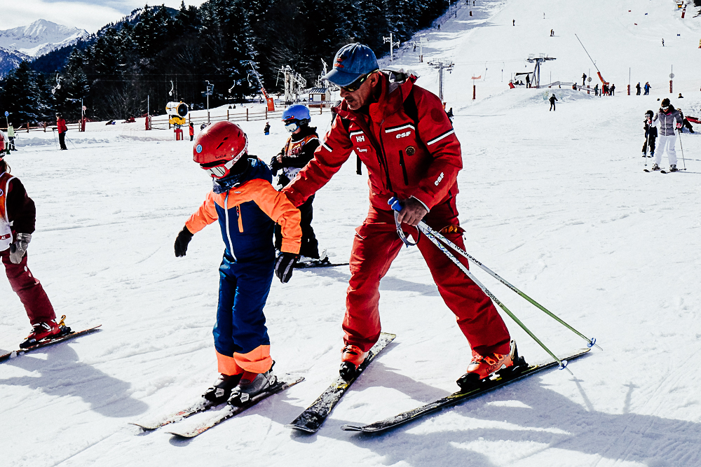 week end ski à Ax 3 domaines