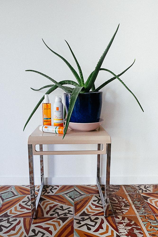 Crème solaire Laroche Posay, conseils d'utilisation