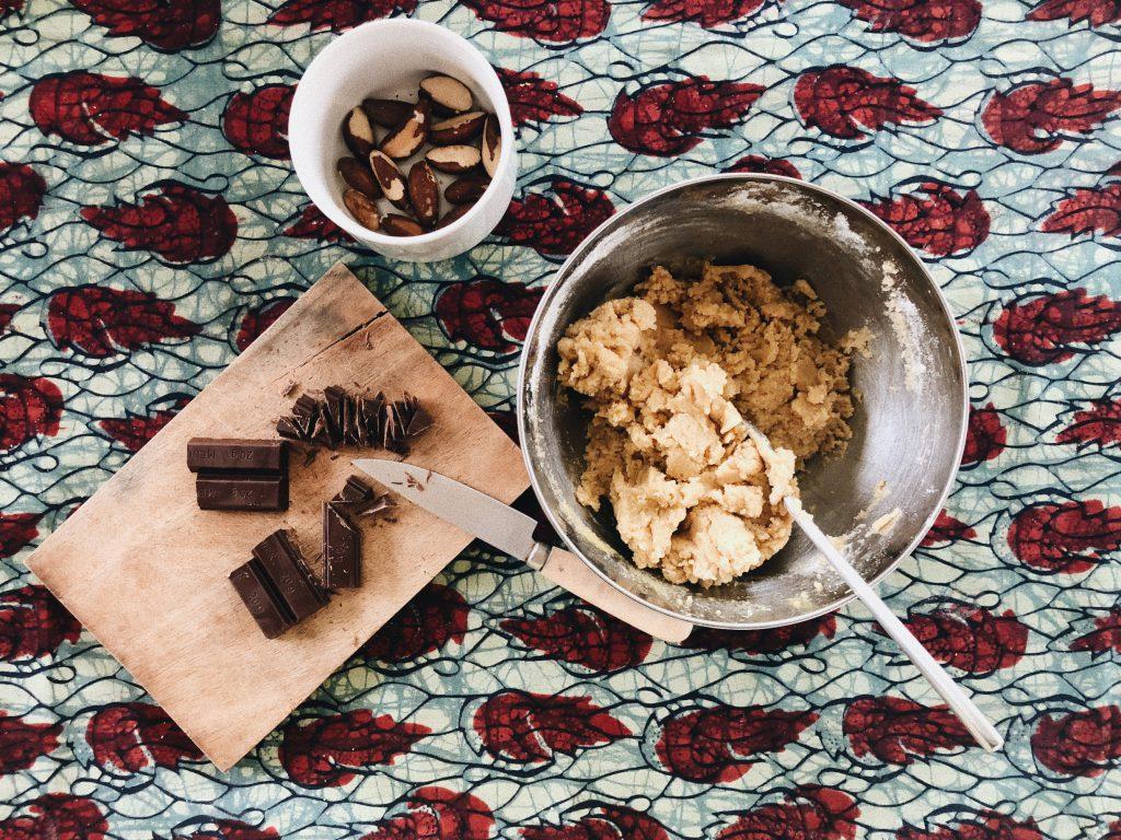recette de cookies sans gluten