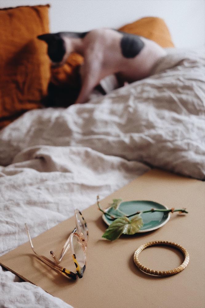 miel ambré Dulux Valentine par morganours