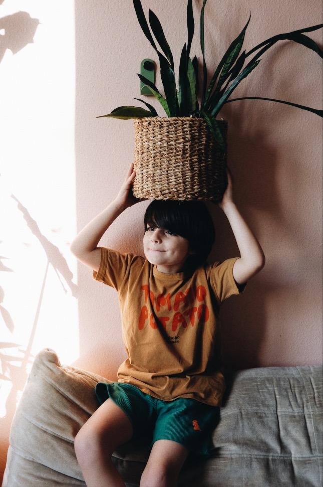 mode enfant, bobo choses , to make a garden
