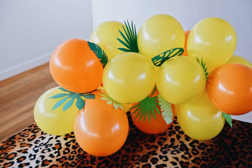 fête d'anniversaire DIY 5 ans