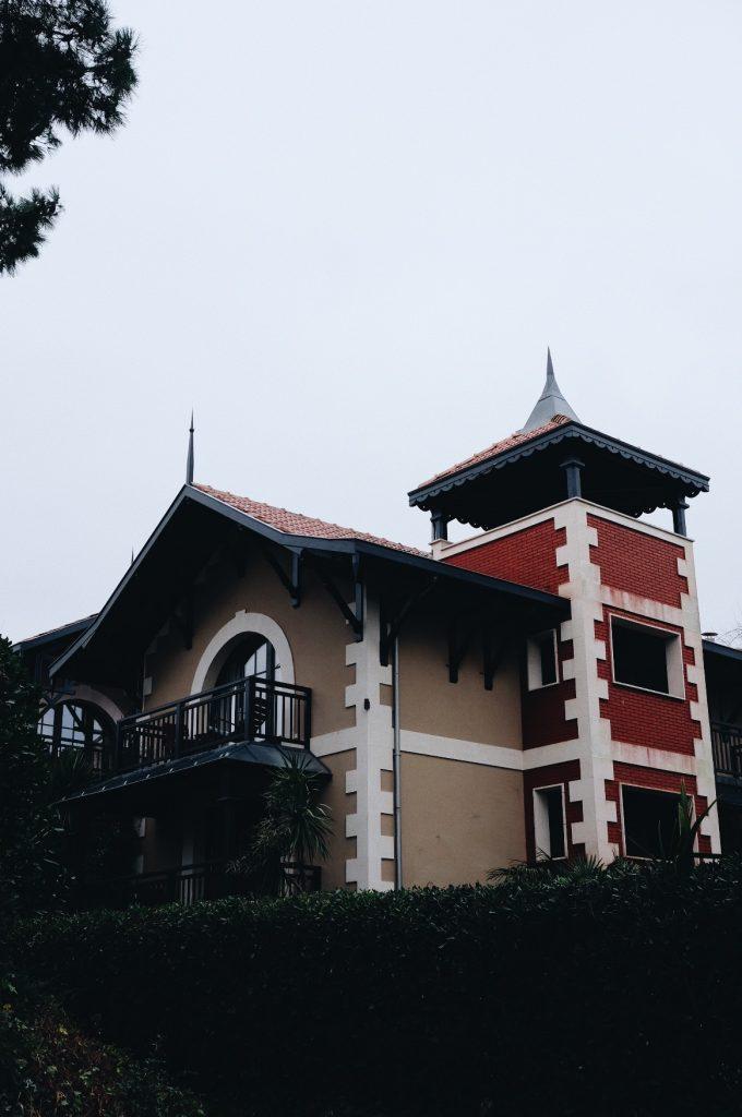 hôtel Ville d'Hiver Arcachon