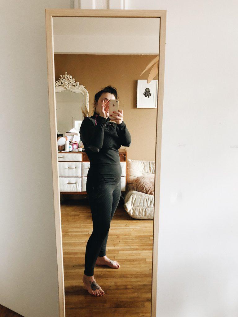 sous-vêtements thermolactyl Damart Activ body