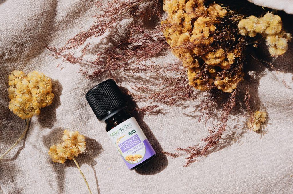 huile essentielle d'hélichryse Naturactive